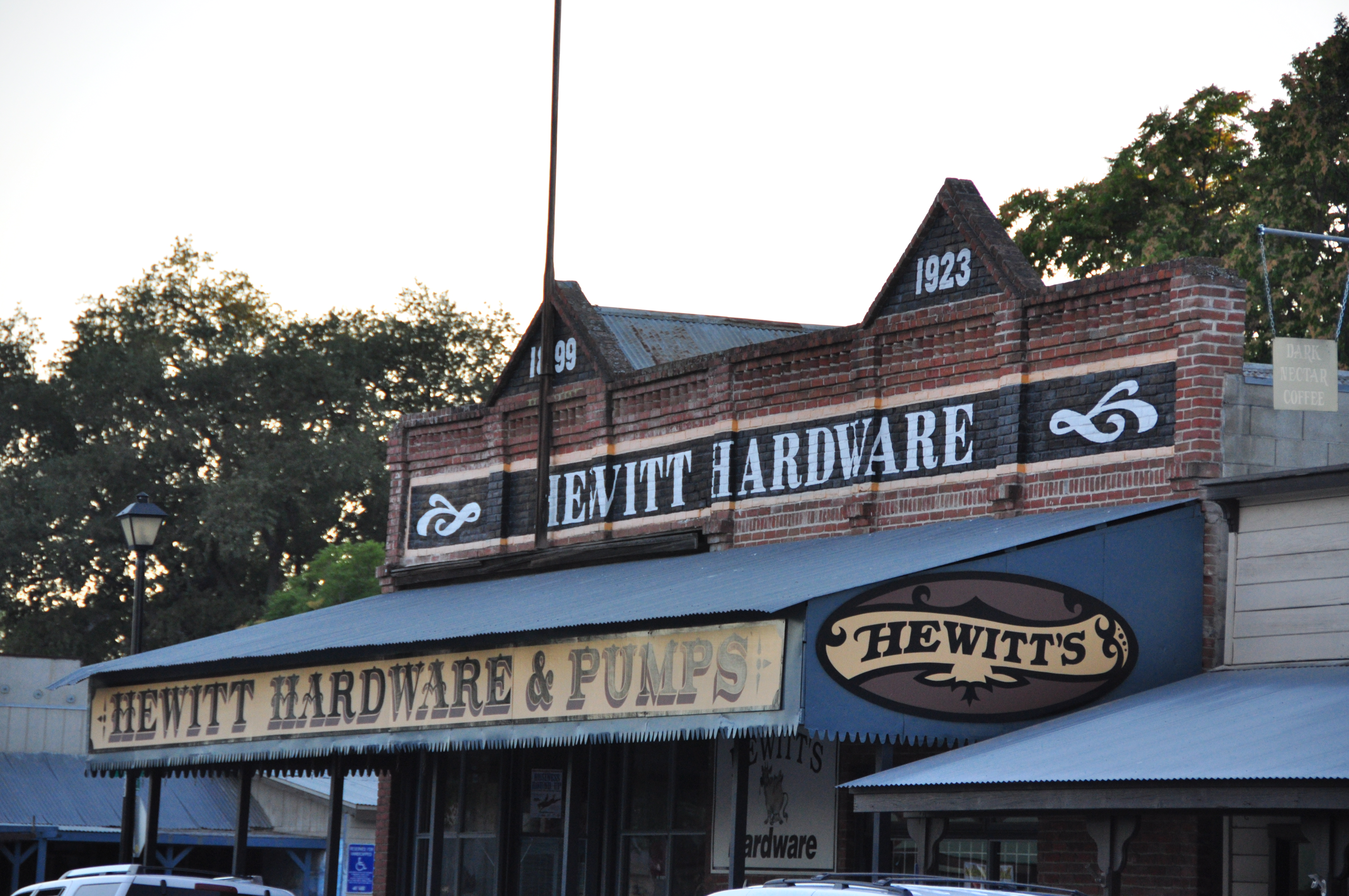 Historic Hewitt's Hardware
